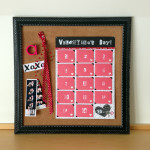 DIY: Valentine's Day Advent Calendar