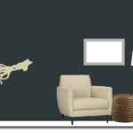 Dear Andi – Advice on how to fill a large living room wall