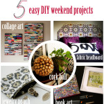Best of 2012 DIY Projects