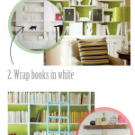 4 Ways to Style Books
