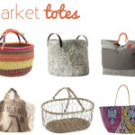 Chic Market Totes