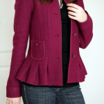 Styling my new favorite Anthropologie peplum jacket