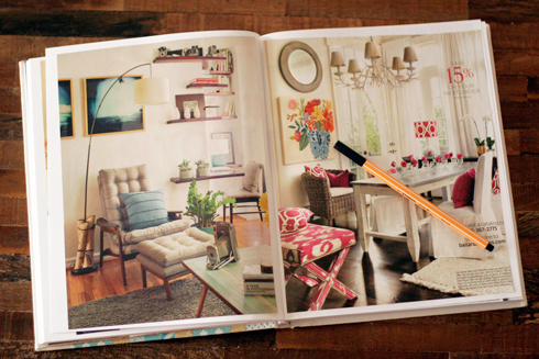 How-to-organize-magazine-clippings-for-reference-later