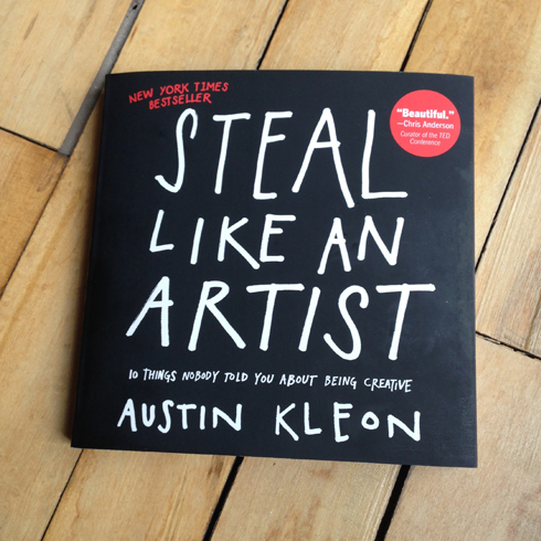 Steal-like-an-artist-book-review