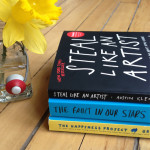 My Reading List – Steal Like An Artist, The Happiness Project and The Fault In Our Stars