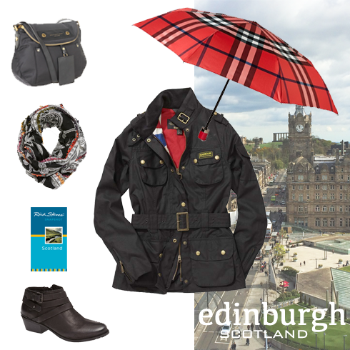 Edinburgh-Packing-List-Weekend-Trip