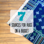 7 Sources for Rugs on a Budget