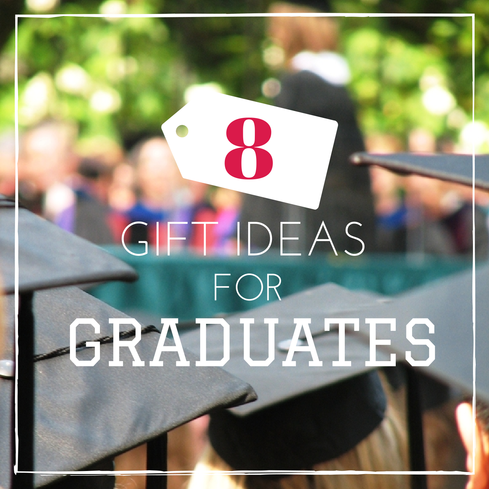 8 gift and present ideas for graduates