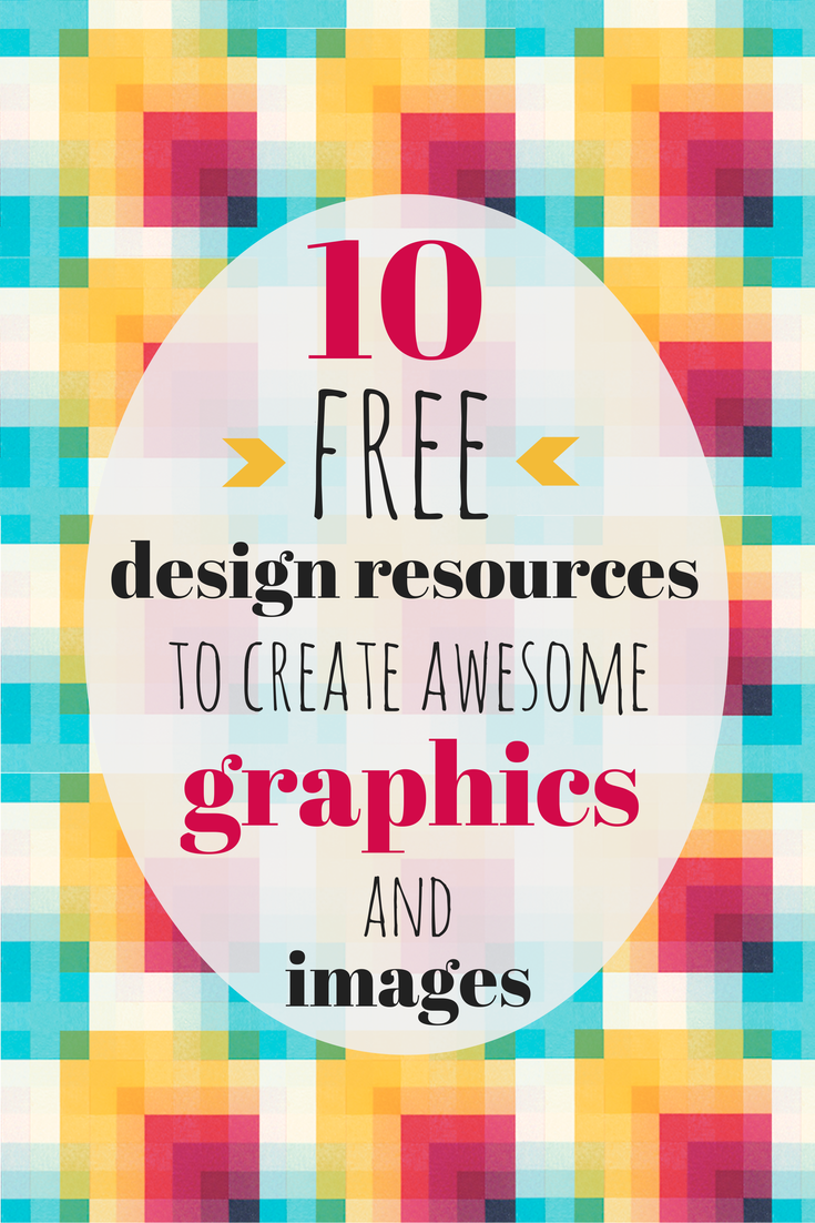 10 free design resources to create awesome graphics
