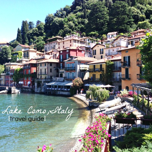Varenna Lake Como Italy Travel Guide