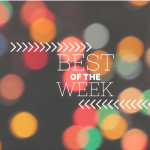Best of the Week – September 5, 2014