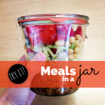 10 Delicious Salad in a Jar meals (including my favorite recipe!)