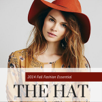 2014 Fall Fashion Essential – The Hat