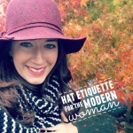 Hat Etiquette for the Modern Woman